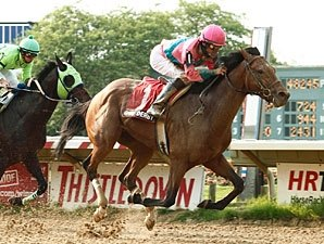 Caleb's Posse Wins Ohio Derby