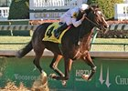 Rachel Alexandra Wins Golden Rod