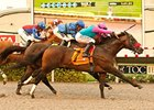 Del Mar Lover Richard's Kid Repeats in Cougar