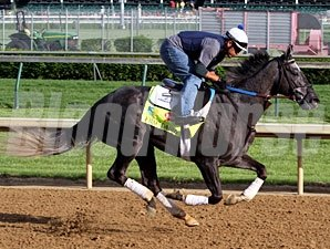 Frac Daddy - Churchill Downs, May 2, 2013.