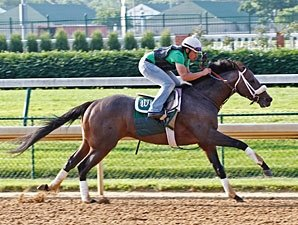 Oxbow, Golden Soul Breeze at Churchill Downs