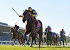 Chriselliam Blows By in Juvenile Fillies Turf