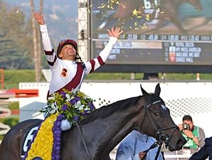 On 2nd Thought ... Breeders' Cup Distaff Back