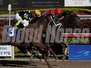Fort Larned Maiden Win 01/08/11