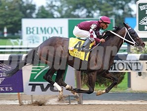Tizway wins the 2010 Kelso.