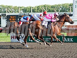 Havelock wins the 2012 Hanshin Cup.