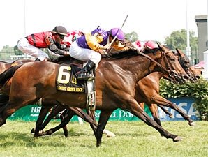 Danzon Captures Thrilling Locust Grove