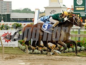 Student Council takes the Pimlico Special over pacesetter Gottcha Gold.