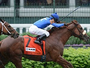 Berlino Di Tiger All Out to Win Turf Sprint