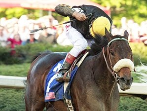 Papa Clem Makes Turf Bow in Rugged DM Derby