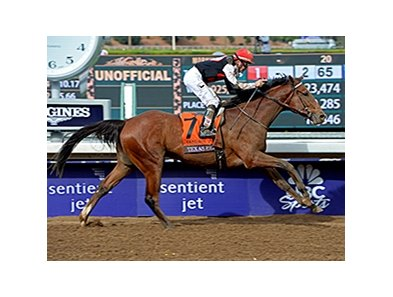 Texas Red Rockets To Bc Juvenile Win Bloodhorse
