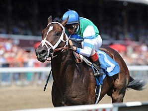 Archwarrior Tops Pletcher Trio in Champagne