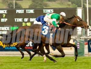 Proudinsky wins the 2009 San Gabriel