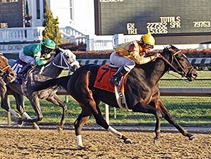 Vexed Shows Grit in Winning Golden Rod