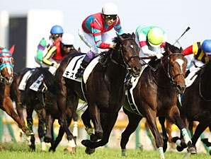 Kizuna Kicks Late for Japanese Derby Triumph