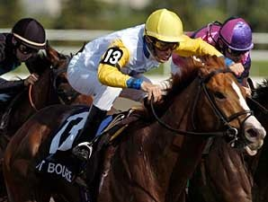 Not Bourbon Wins Queen's Plate Thriller