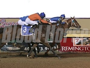 King Henny wins the 2012 Clever Trevor.