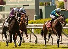 Interaction Gives McAnally Third 'Capistrano