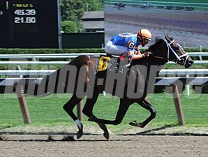 Our Amazing Rose - Maiden Win, July 25, 2013