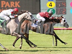 My Spanx wins the 2009 Lone Star Oaks.