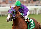 California Chrome Works, Set for San Antonio