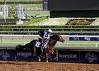 Santa Anita Confident in New Dirt Surface