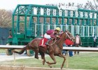 Far Right Breezes, Set for Southwest Stakes