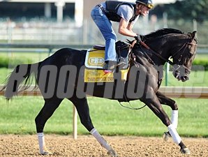 Take Charge Indy at Churchill Downs on May 2, 2012.