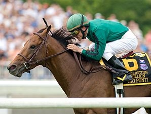 Ten Pre-Entered for Arlington Million