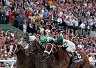 Two-Day Breeders' Cup Wagering Up 11%