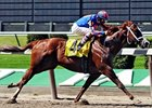 Munnings Wins First Stakes in Woody Stephens