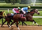 Catlaunch, 10, Wins 19th Stakes of Career
