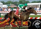 Royal Delta Wears Black-Eyed Susan Crown