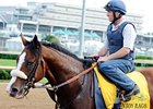 Union Rags Works for Belmont Stakes