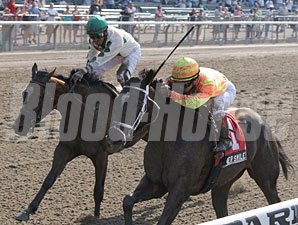 Her Smile wins the 2011 Prioress.