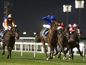 Now Spun Game Meydan Classic Winner