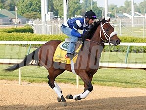 Optimizer - Churchill Downs, April 22, 2012