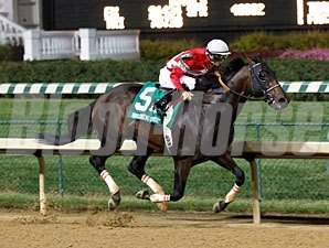 Fort Larned wins the 2013 Homecoming Classic.
