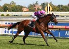 Miss Finland Upset in Futurity Stakes