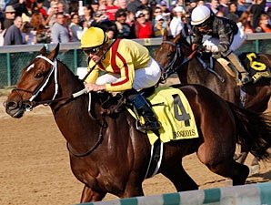 Astrology Draws Outside Post in Sunland Derby