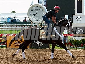 Ride On Curlin - Pimlico, May 13, 2014.