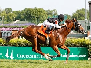 Canadian-Based Simmard Wins Louisville H.