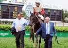 Trainer McGaughey: 'The Right Horse, Finally'