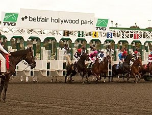 ADW Fuels Handle Increase at Hollywood Park