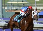 Groupie Doll Cruises in Filly & Mare Sprint