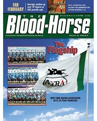 The Blood-Horse: 02/23/2008 issue