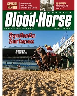 The Blood-Horse: 12/08/2007 issue