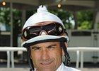 Nakatani Takes Off Mounts at Santa Anita