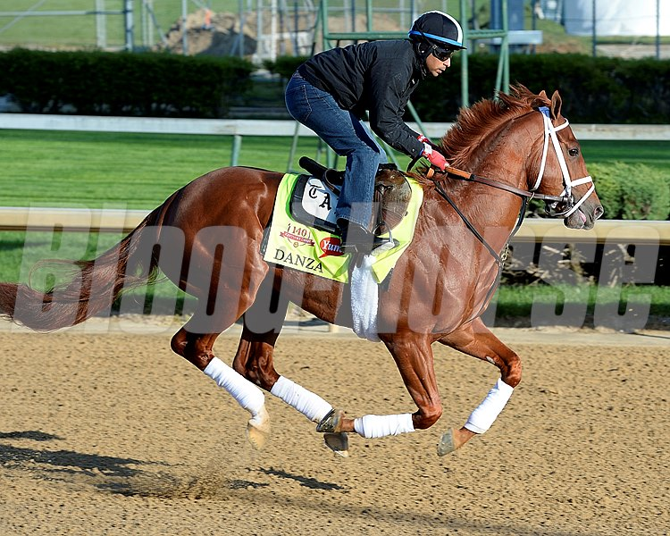 Caption: Danza with Nick Bush