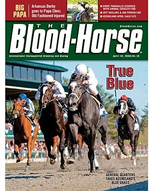 The Blood-Horse: 04/18/2009 issue